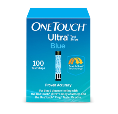 OneTouch Ultra® test strips