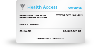 Health Access Card