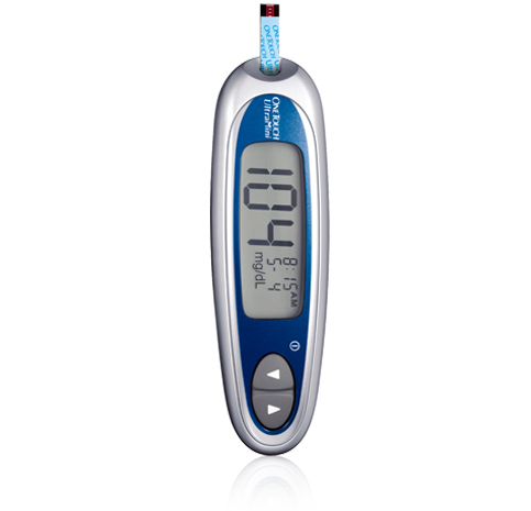 OneTouch Verio Flex meter  OneTouch Professional Support