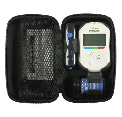 Onetouch Verio Flex Blood Glucose Meter Onetouch 174