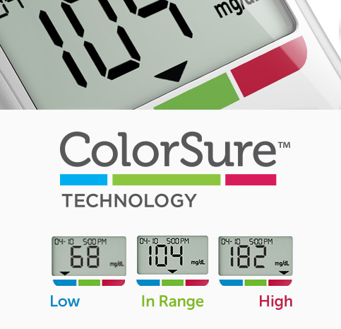 OneTouch Verio Flex Blood Glucose Meter | OneTouch®