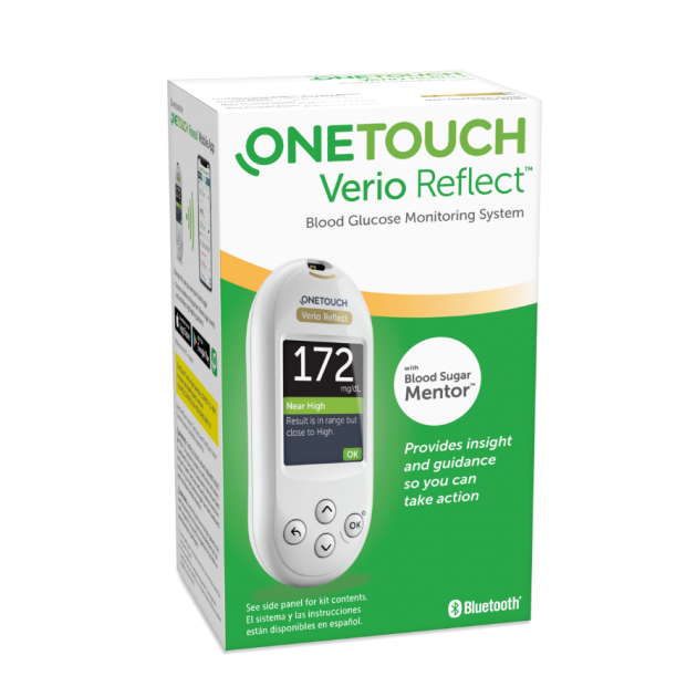 OneTouch Verio Reflect® meter